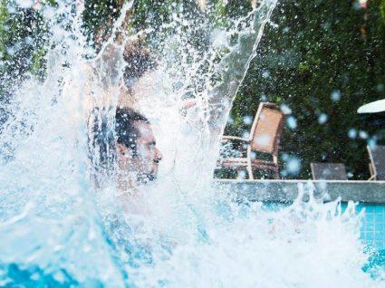 Campanha sensibiliza para perigos dos mergulhos