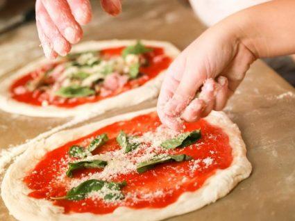 Pizza na Bimby: massa, molho e 10 recheios deliciosos