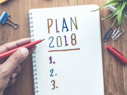 8 resoluções de ano novo para o trabalho: estas tem que cumprir