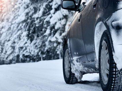Como escolher pneus para a neve