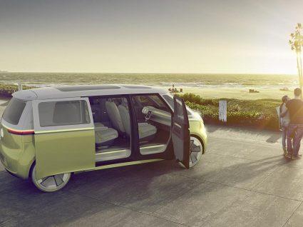 Volkswagen vai lançar Pão de Forma eléctrico em 2022
