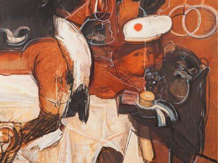 Artistas portugueses na P55: Júlio Pomar