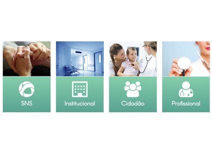 O seu guia de navegação no novo Portal da Saúde