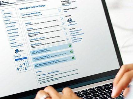 Portal das Finanças vai mudar em 2018: saiba tudo