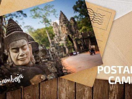 Postais do Camboja: um passeio por ruas de inspiração