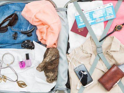 8 truques para poupar espaço na mala
