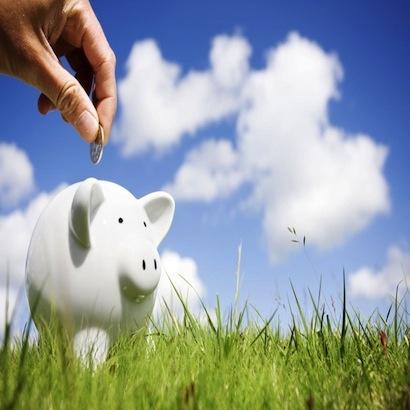 Famílias investem na poupança