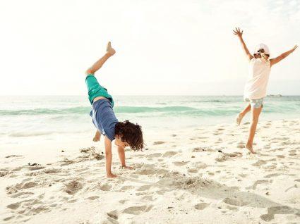 Estas são as 10 melhores praias para crianças na Europa