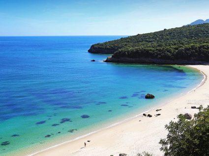 Galapinhos é a praia mais bonita da Europa
