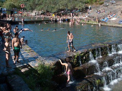 Praias fluviais da Lousã: paraísos naturais para desfrutar no verão