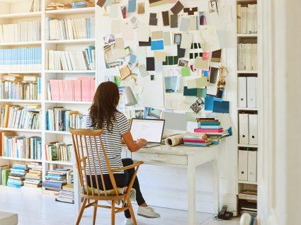 10 dicas para trabalhar mais e melhor em casa