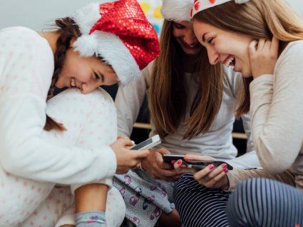 7 prendas de Natal de última hora que os adolescentes vão adorar