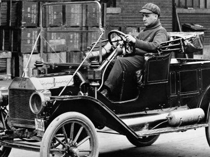 Como surgiu o primeiro carro do mundo