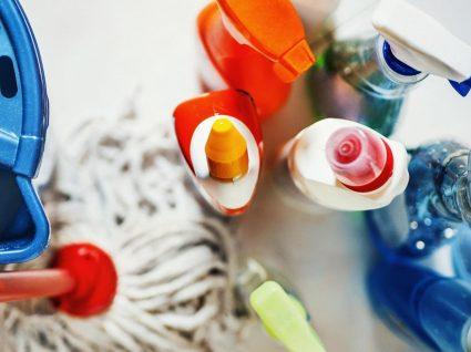 6 produtos que facilitam a limpeza da casa