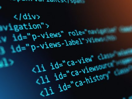 As 5 linguagens de programação mais populares