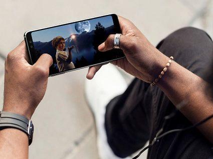 Samsung A8: a nova estrela dos smartphones de gama média alta