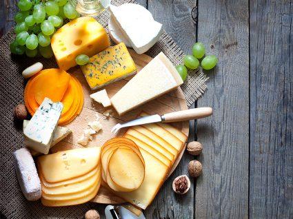 Os 6 queijos mais saudáveis: delicie-se