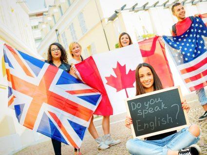 Quer aprender inglês fora do país?