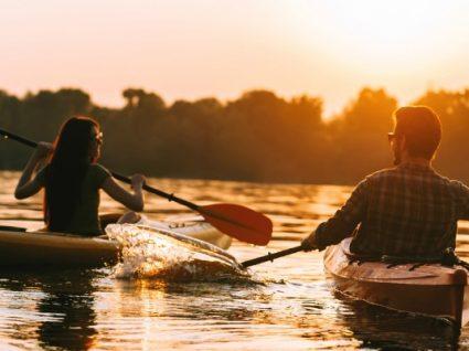 Este é o melhor destino para quem é amante de rafting, kayak e rappel