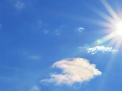 Proteja-se: níveis elevados de exposição à radiação UV