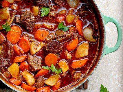 3 receitas de carne estufada que tem de experimentar