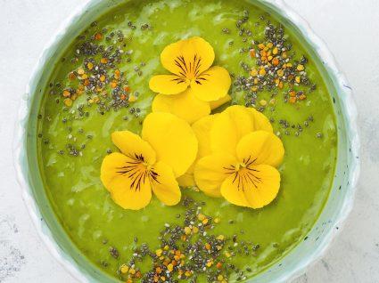 3 receitas com flores comestíveis: já experimentou?