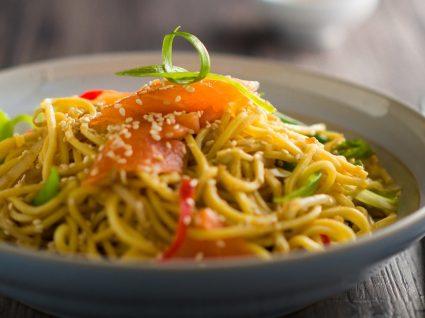 3 receitas com noodles que vai adorar