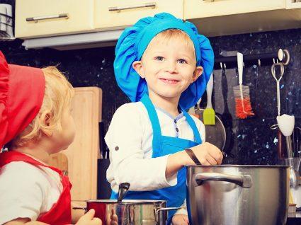 4 receitas divertidas para crianças