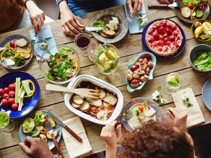 6 ótimas receitas para um jantar saudável