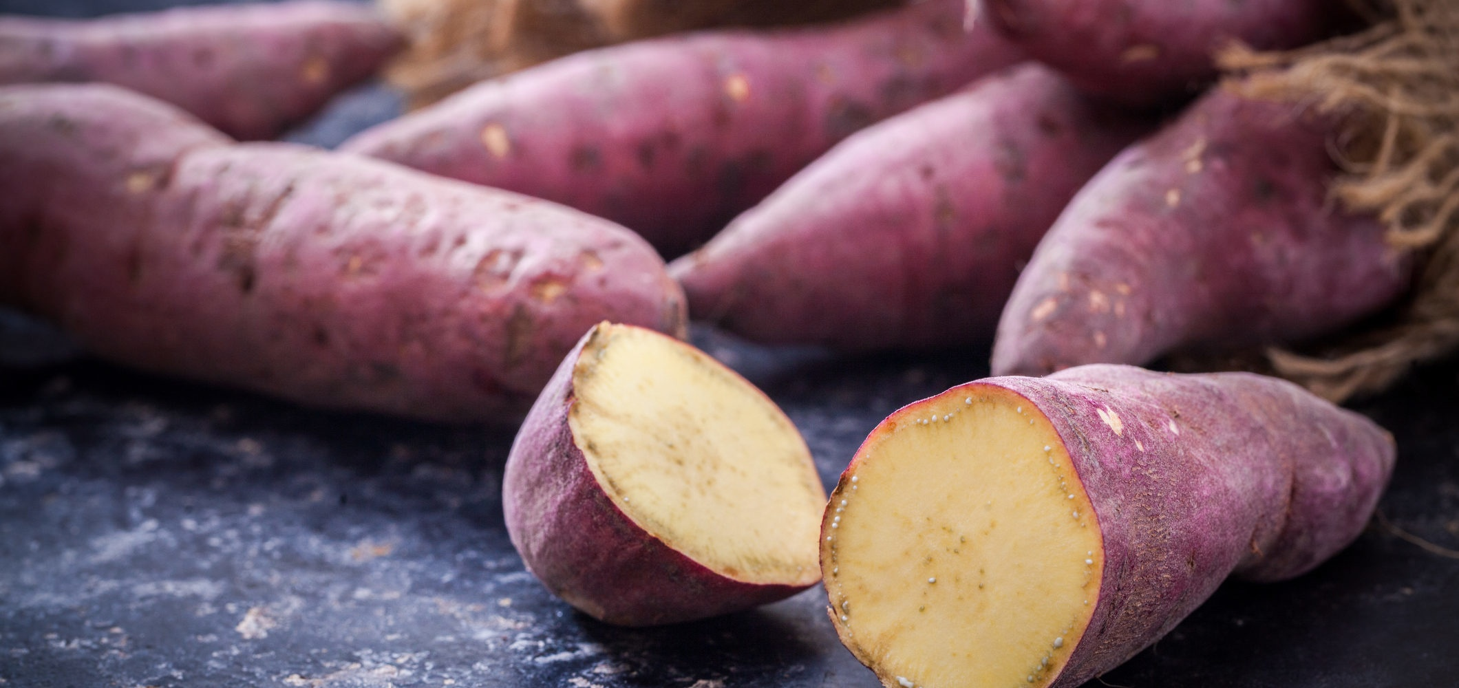 As 3 receitas vegetarianas com batata-doce para saborear