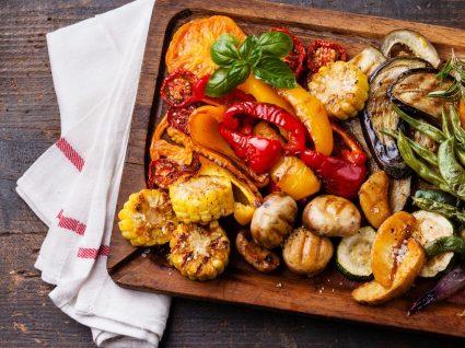 4 receitas vegetarianas simples e baratas