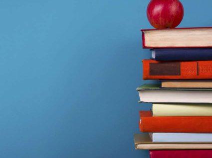 Recolha de livros: sim, por favor