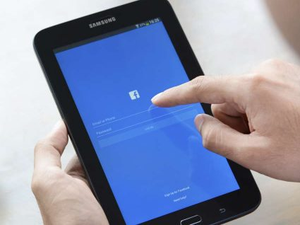 Como recuperar a sua conta do Facebook