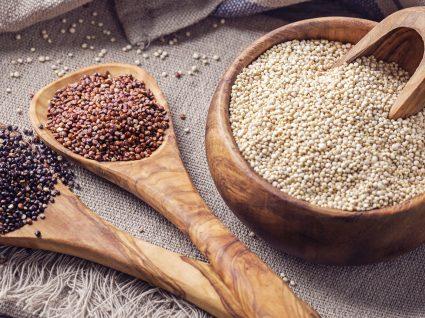 Quinoa: prato cheio de nutrientes com um só alimento