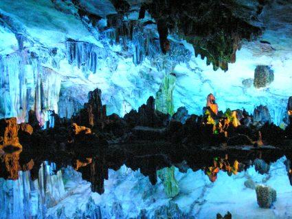 As 5 melhores belezas subterrâneas do Mundo