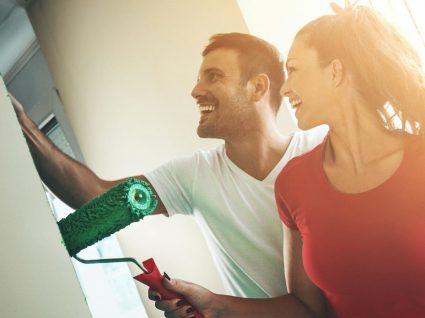 Remodelar a casa low cost: 5 ideias a ter em conta
