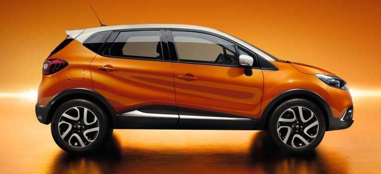 Carro da marca Renault