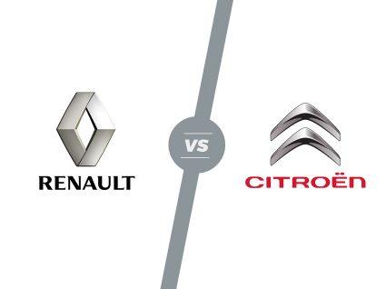 Renault vs. Citroën: qual a melhor marca?