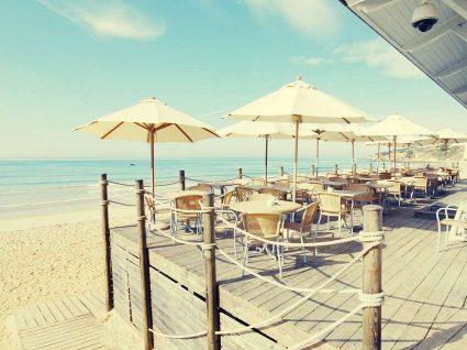 7 ótimos restaurantes de praia no Algarve