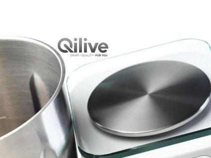 Chegou o novo robot de cozinha Qilive