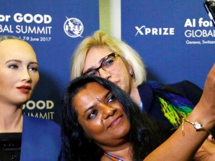 Sophia: conheça o robot que é também uma cidadã da Arábia Saudita