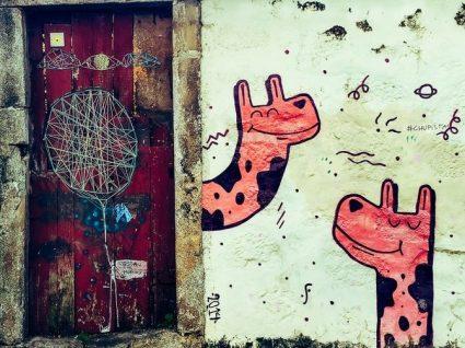 O roteiro de Street Art no Porto que não pode perder