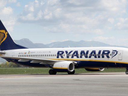 Ryanair cancela mais voos programados entre novembro e março