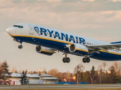 Ryanair lança promoção com bilhetes a partir de 9,90€
