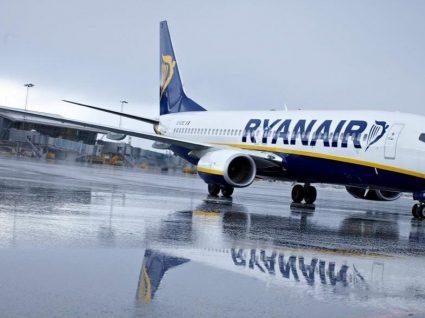 Ryanair anuncia novo calendário de inverno para Faro