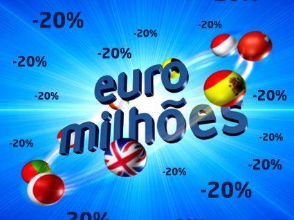 Sabe quanto é que o Estado ganha com os prémios do Euromilhões em Portugal?