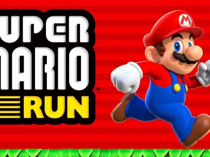 Super Mario Run já disponível para Android