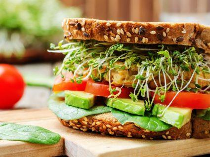 Três sanduíches saudáveis de fazer perder a cabeça