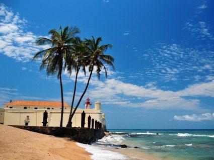 Forte em São Tomé e Príncipe