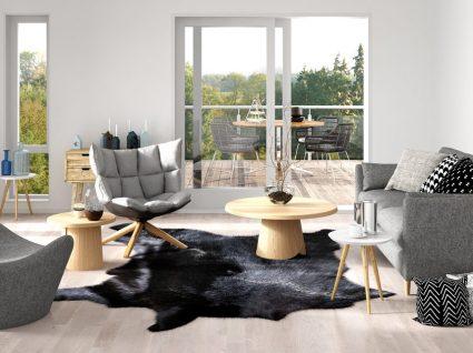 5 sugestões para decorar a sua casa como um retiro escandinavo